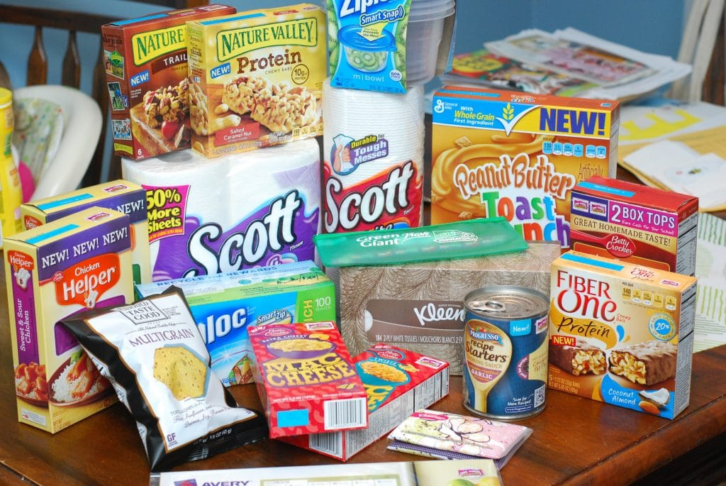 Box Tops for Education prize