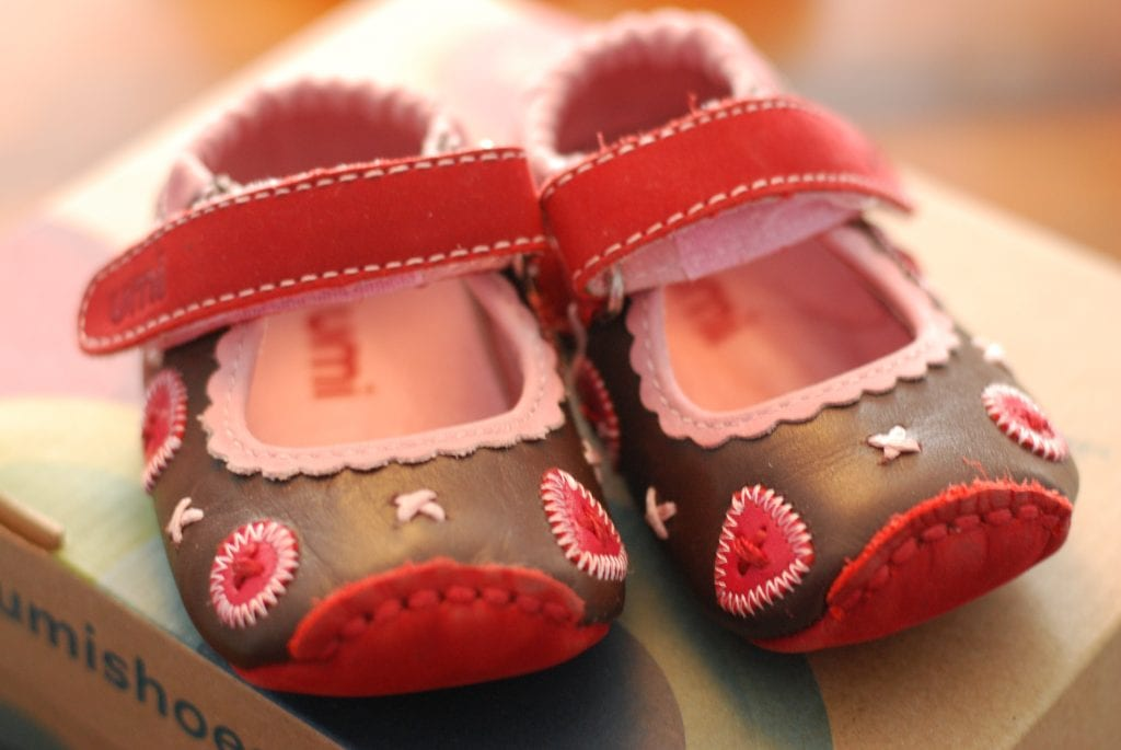 Umi Baby Shoes