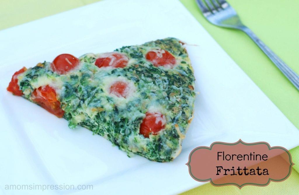 Florentine frittata