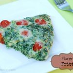 Florentine Frittata – Healthy Meals for Your Family