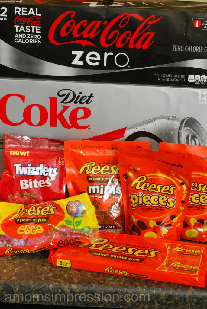 Hershey's Coke Zero