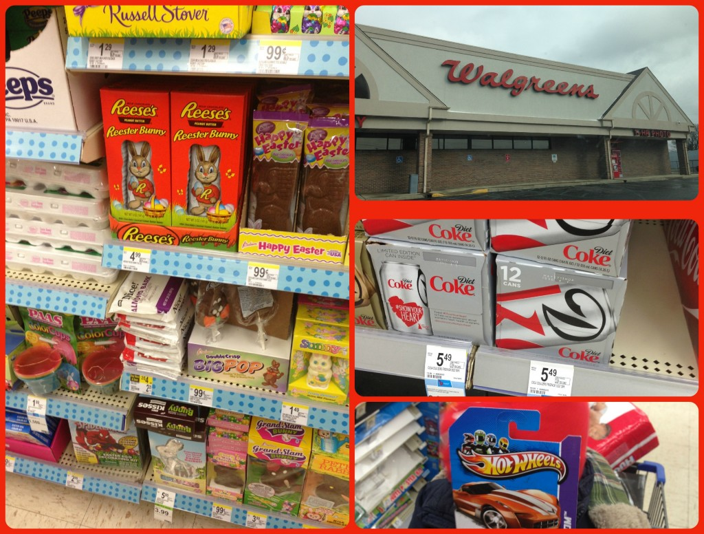 #SnackMadness Shop at Walgreens
