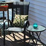 Now That Spring is Finally Here… A Much Needed Patio Update