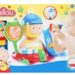 Caillou Bathtime with You Activity Set Review and Giveaway