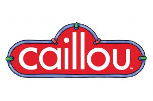 I received a Caillou bath toy to facilitate this review and giveaway.  All opinions are mine.