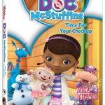 Doc McStuffins: Time For Your Checkup on DVD on Tuesday May 7th