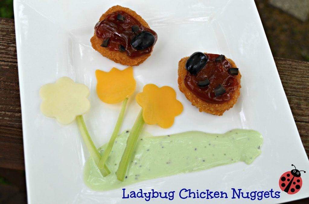 Ladybug Nuggets