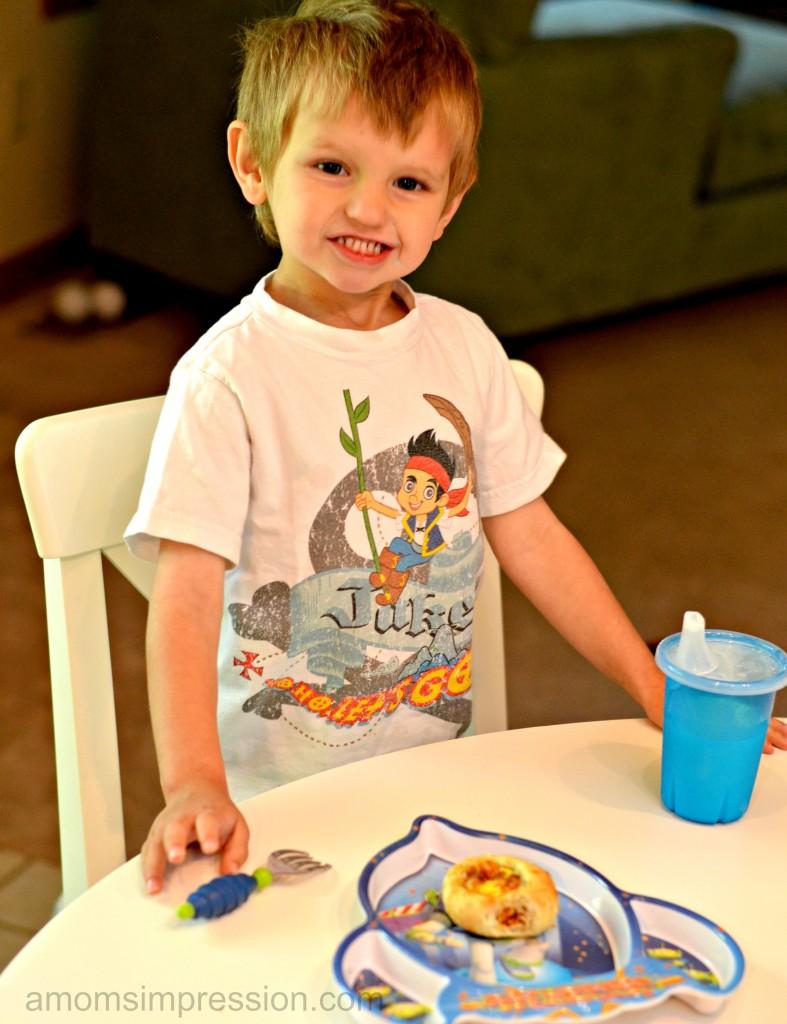 Breakfast Boy