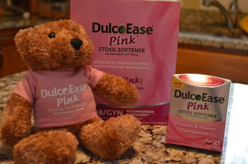 Dulcoease Pink Stool Softener