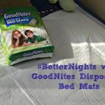 "Building a Confident ""Big Kid"" with GoodNites Bed Mats"