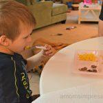 Shh… Sneaky Mommy Puts Veggies in her Son's Velveeta Shells & Cheese #CheesyShells