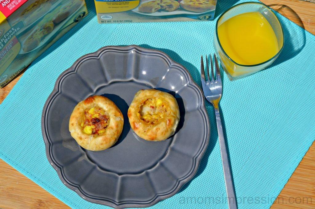 Tyson Breakfast Plate