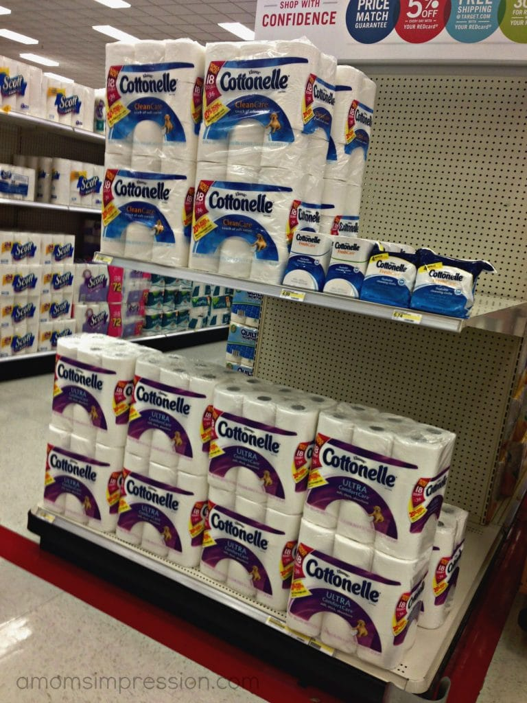 Cottonelle Display