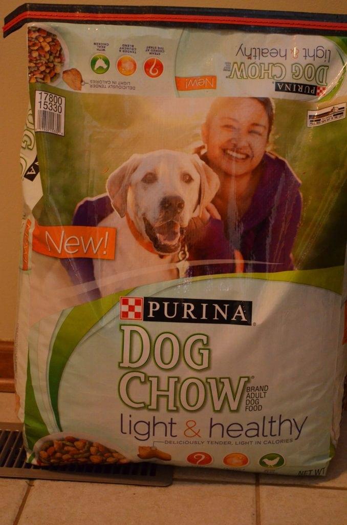 Purina Dog Chow Light & Healthy