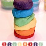 Fun Kids Activity: Homemade Kool-Aid Playdough