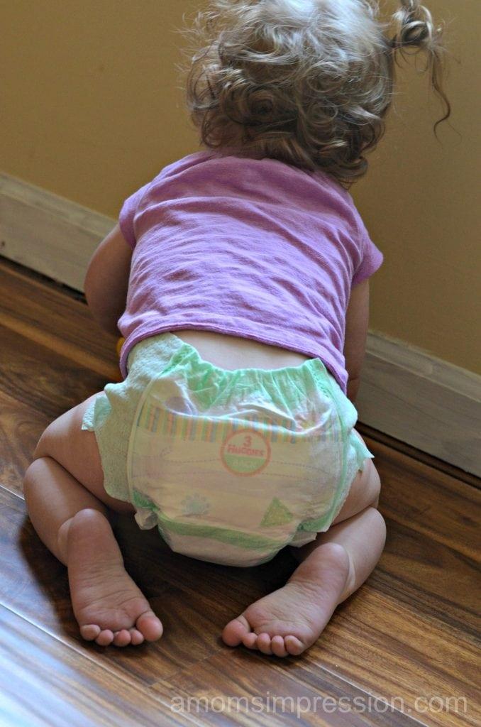 Huggies Slip On Diapers