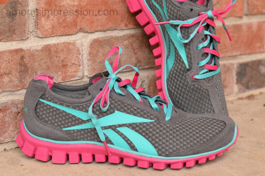 Reebok Running Shoes 2013 This Mom is on A Missi...