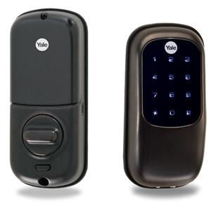 Yale Real Living Electronic Doorknob