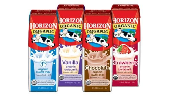 Horizon Shelf Safe Milk