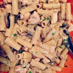Project 7 – Small Steps for Big Change & Chicken Marsala Pasta Recipe