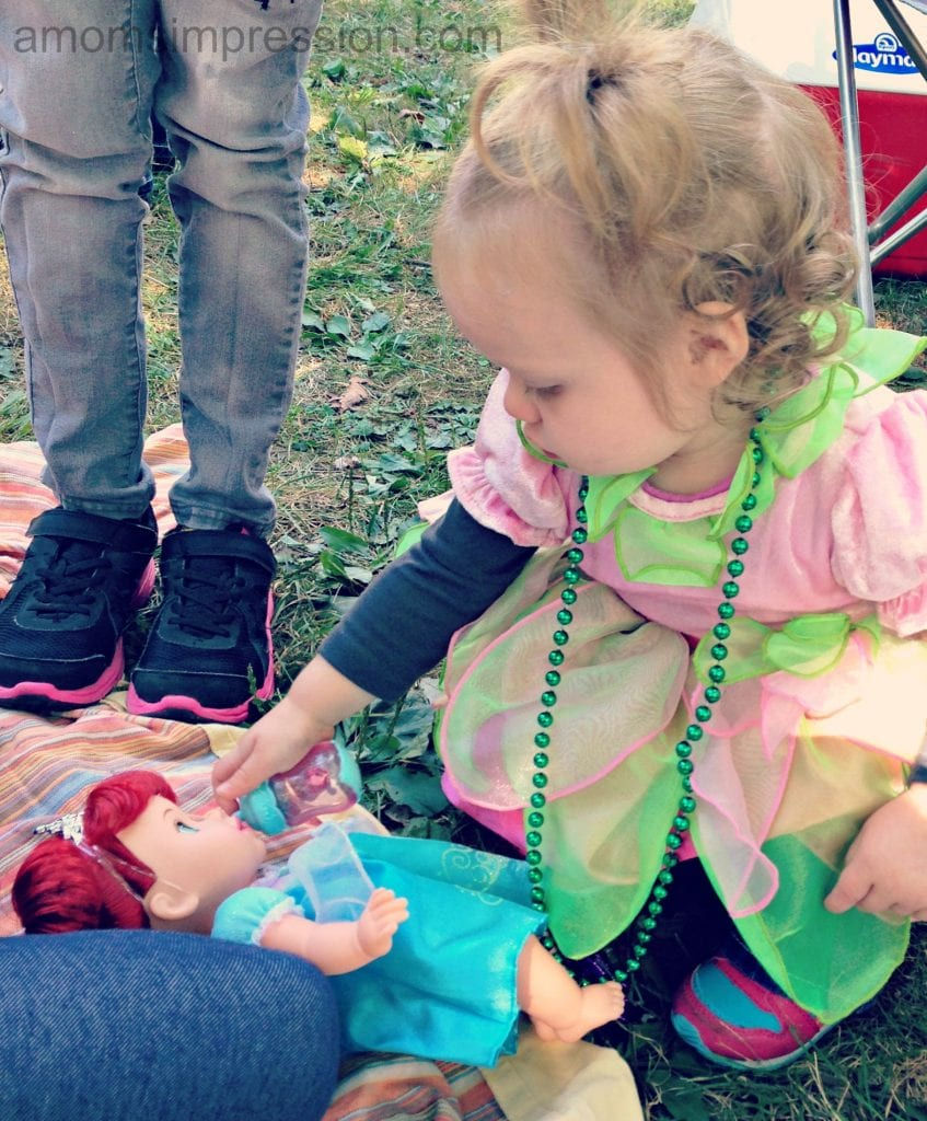 Toddler Ariel Doll #Shop