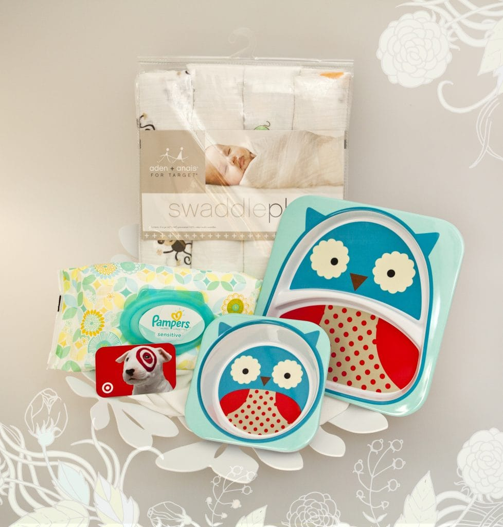 Pampers & Target Prize Package