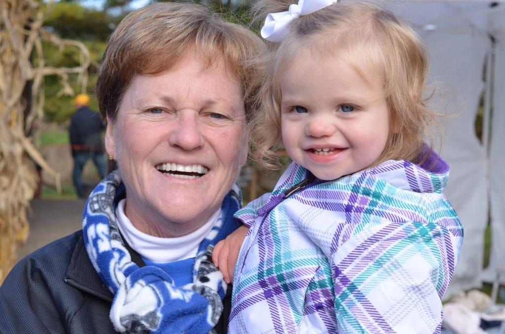 Grandma and C
