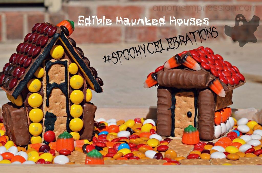 Edible Haunted House #shop