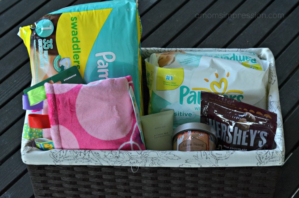 Pampers Gift Basket