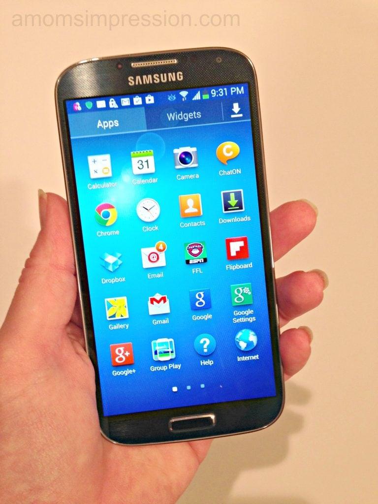 Samsung GalaxyS4 #FamilyMobileSaves #shop