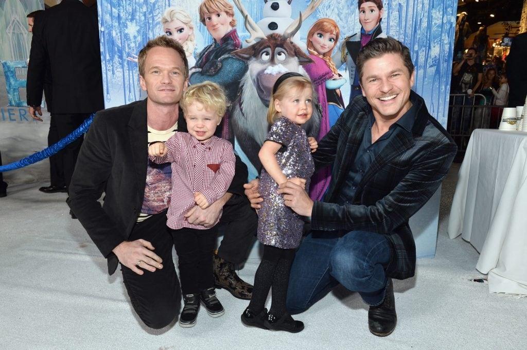 "The World Premiere Of Walt Disney Animation Studios' ""Frozen"" - Red Carpet"