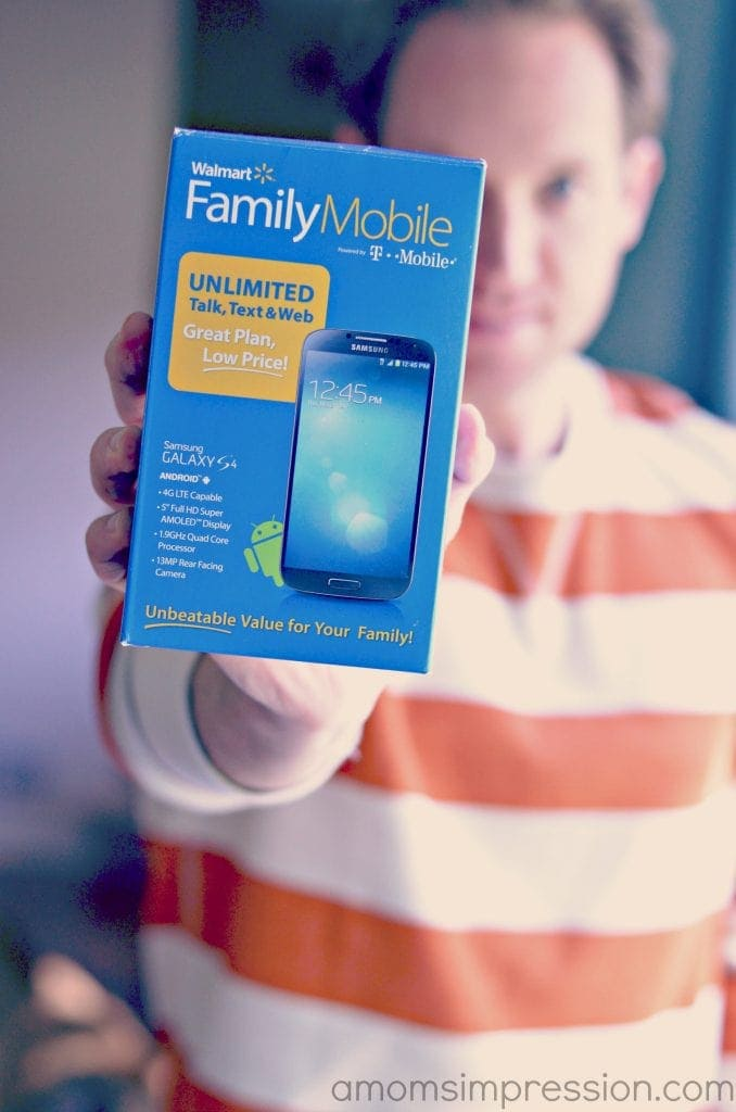 FamilyMobile phone