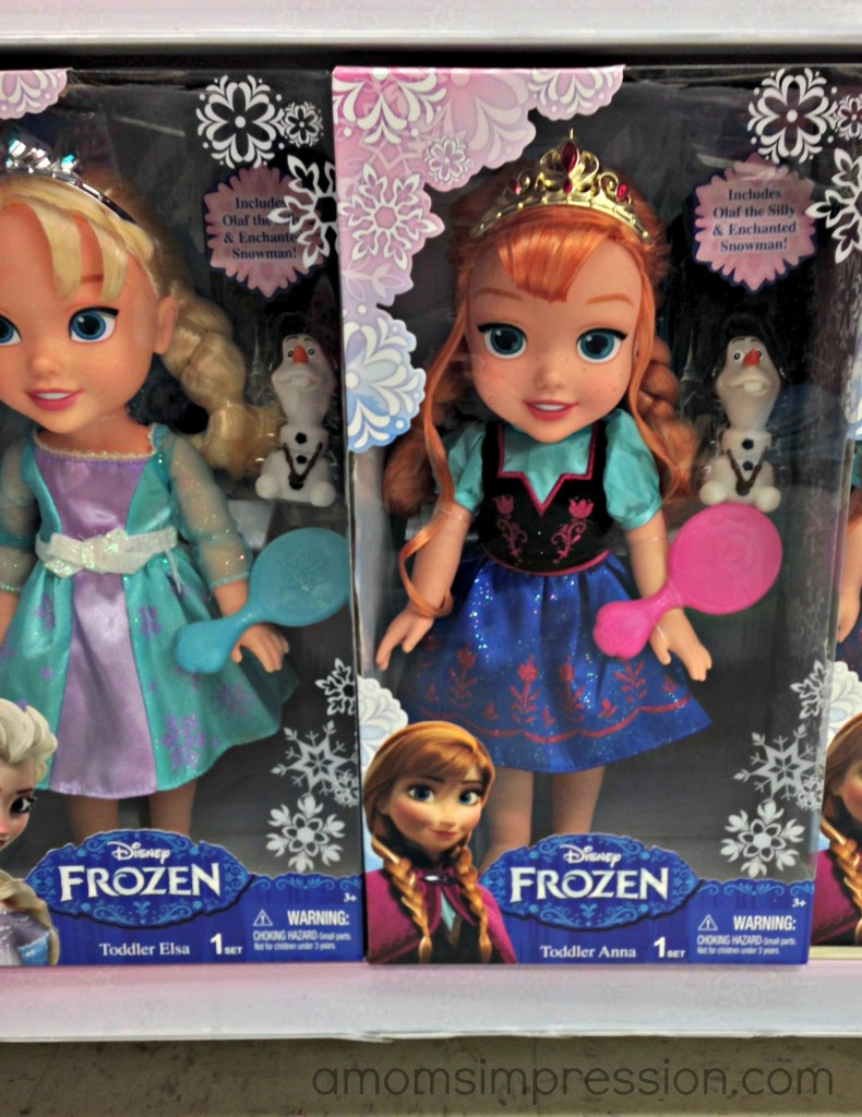 #FrozenFun #shop Doll