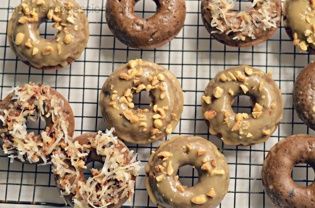 Homemade Baked Donuts #KraftEssentials #shop
