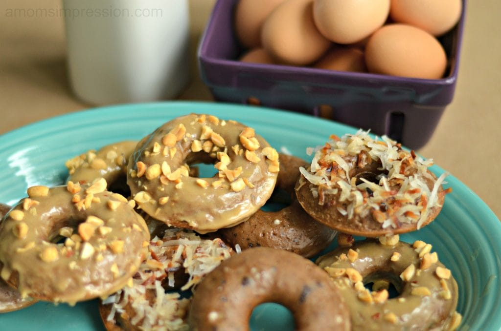 Homemade Donuts #KraftEssentials #shop