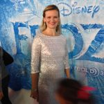 My Trip Down the Snow Covered Carpet Disney's FROZEN Premiere #DisneyFrozenEvent