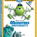 Monsters University Now Out on DVD/Blu-Ray