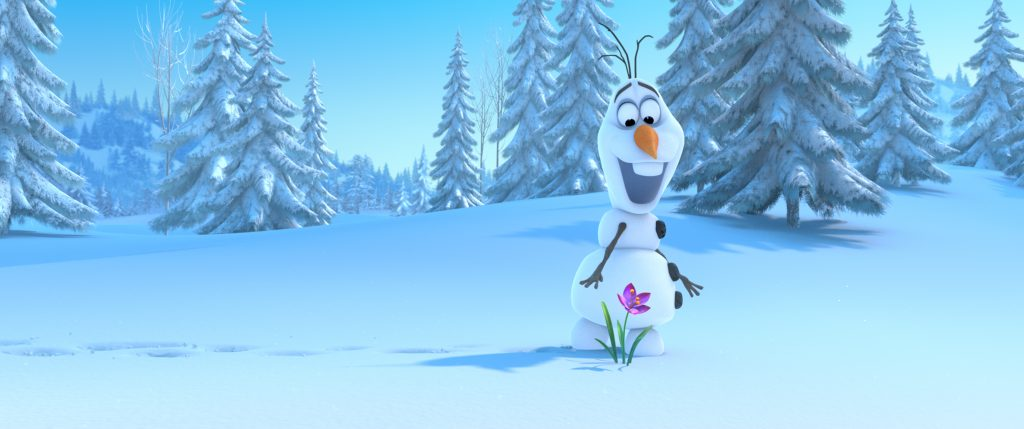 Olaf Voice Over