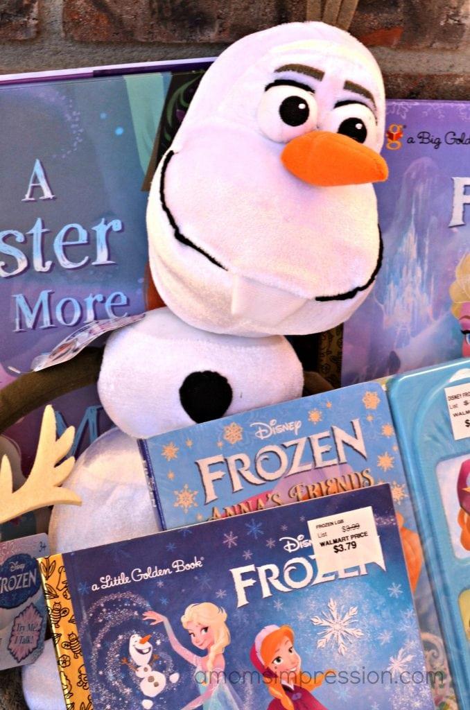 Olaf #FrozenFun #shop