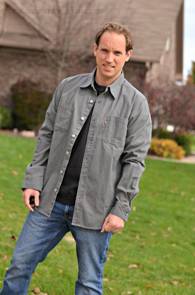 Fall Men's fashion