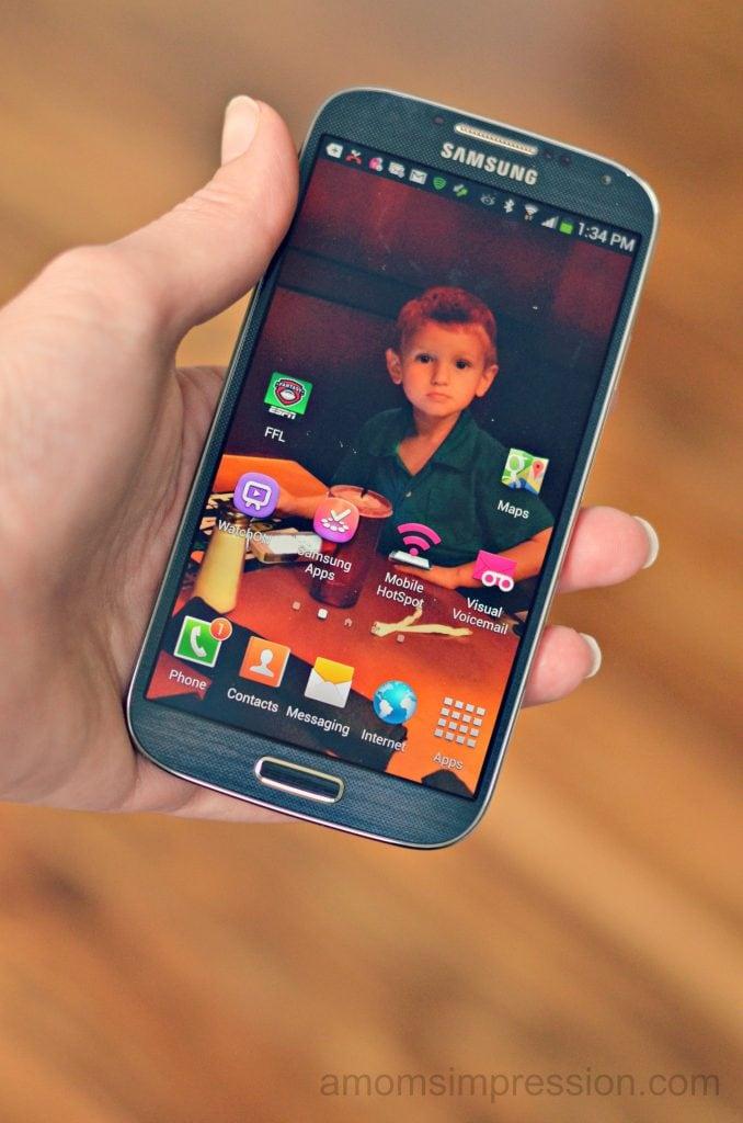 Samsung Galaxy S4 #FamilyMobileSaves #shop #cbias