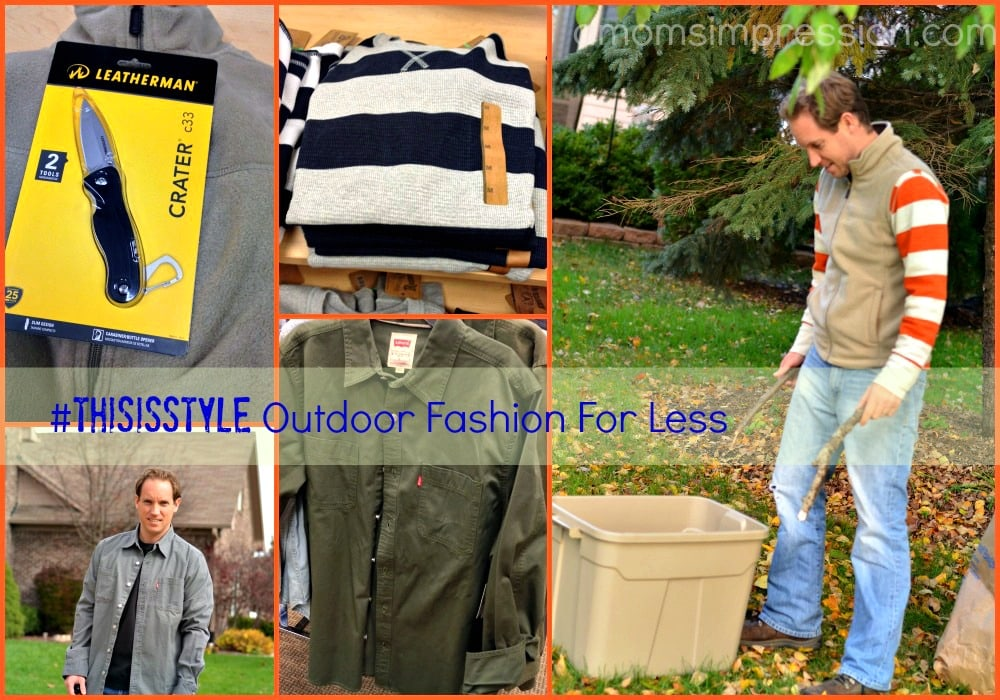 #ThisisStyle Outdoor Fashion for Less