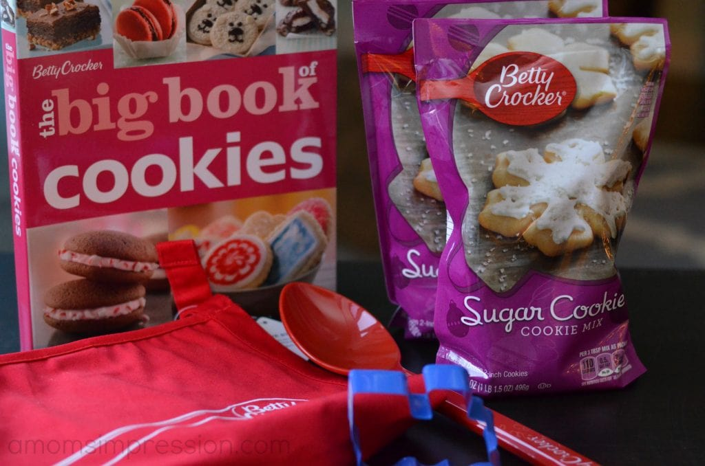 Betty Crocker Cookie Prize Package