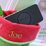 Extra Small, Extra Loud Carbon Audio Portable Speaker ~ The Perfect Gift for the Holidays!