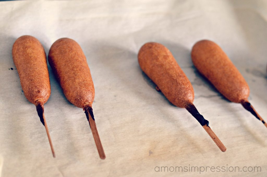 Corn Dogs #GetCorny, #ad, #cbias