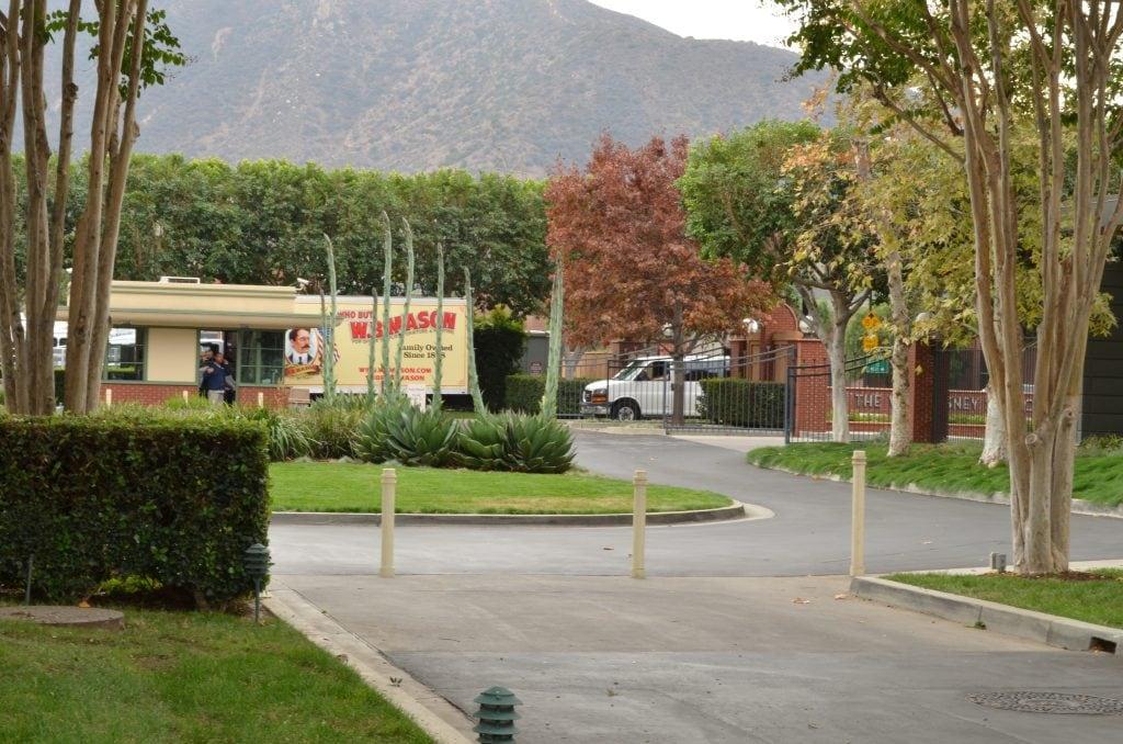 Disney Studios Entrance