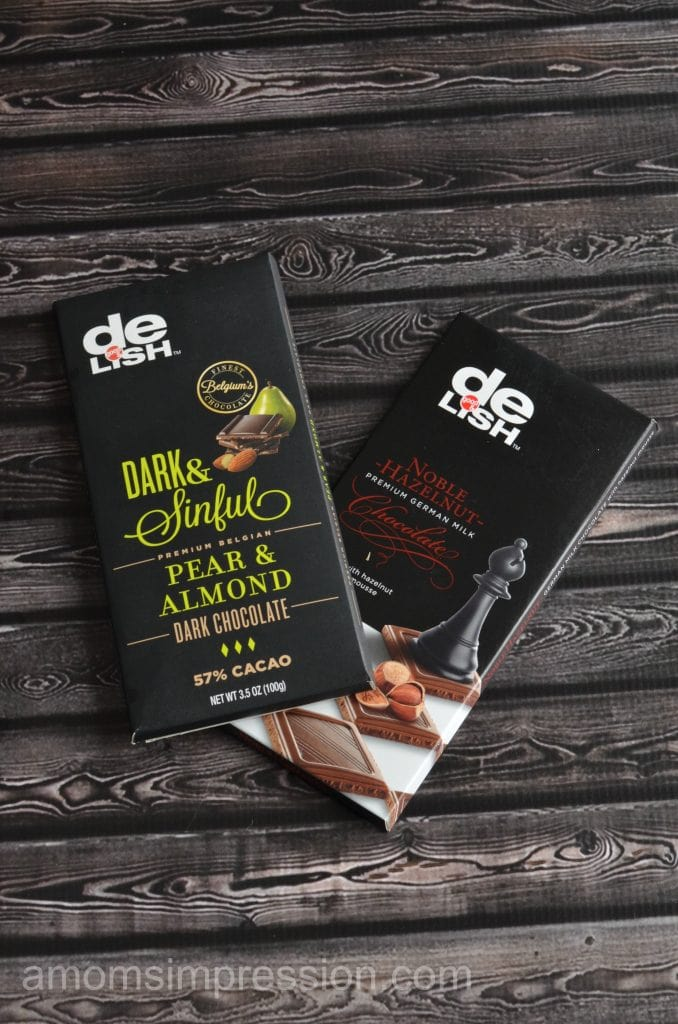 Delish Chocolate #HappyAllTheWay #shop