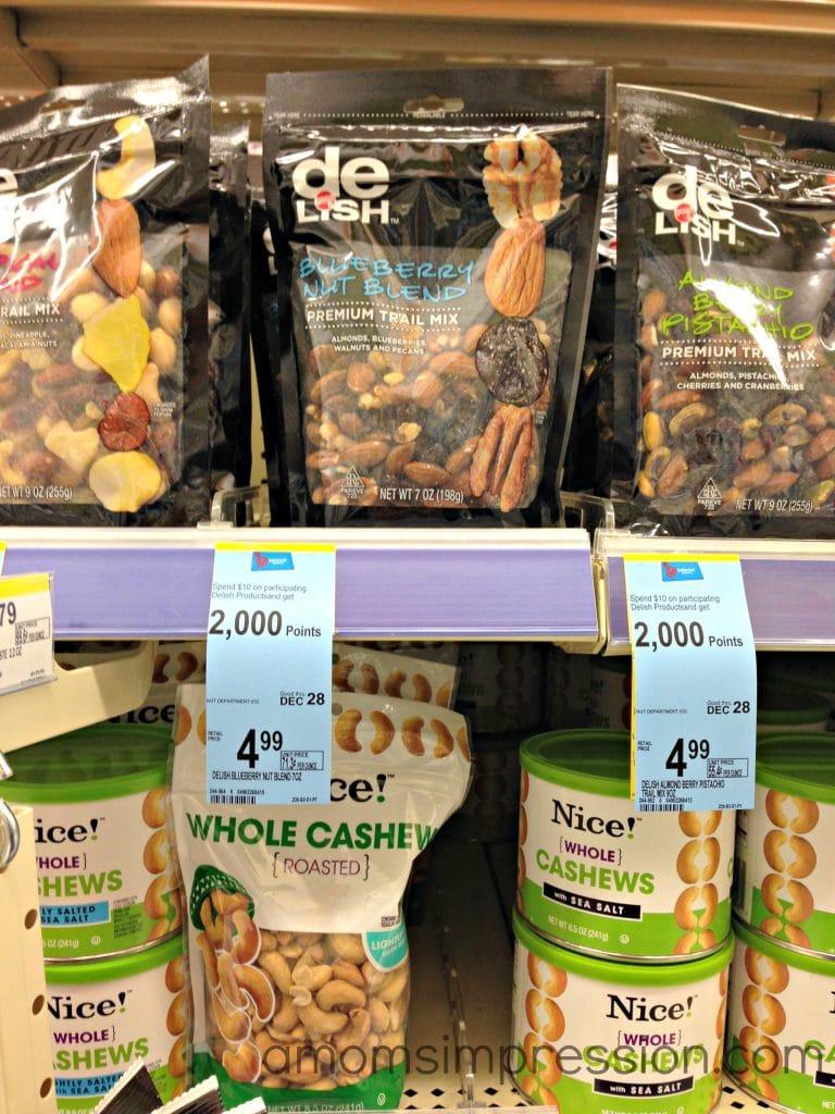 Delish Nuts #HappyAllTheWay, #shop, #cbias