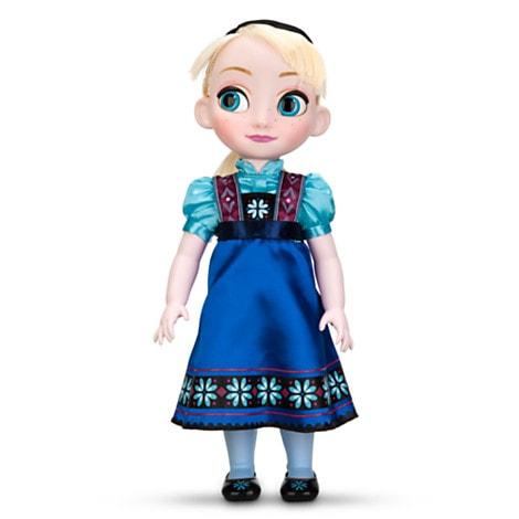 Elsa Toddler Doll