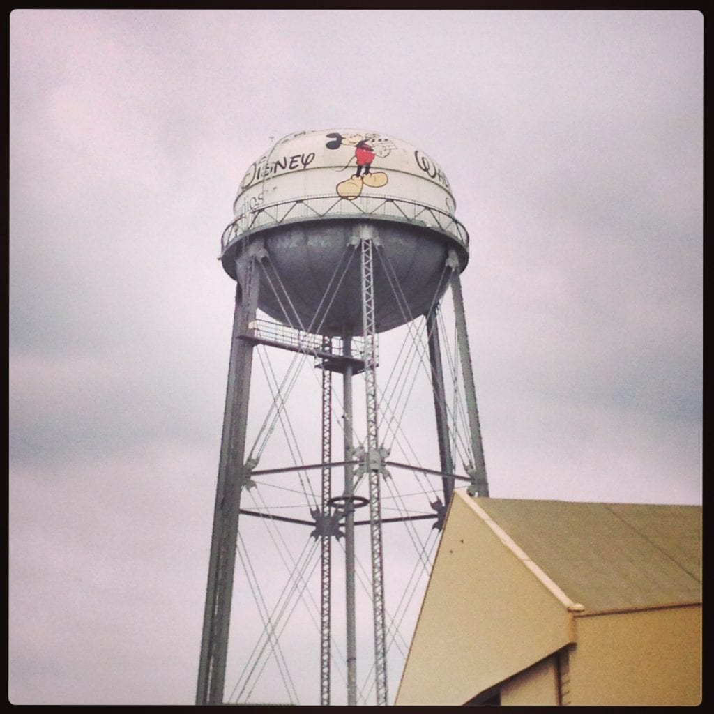 The Mickey Water Tower